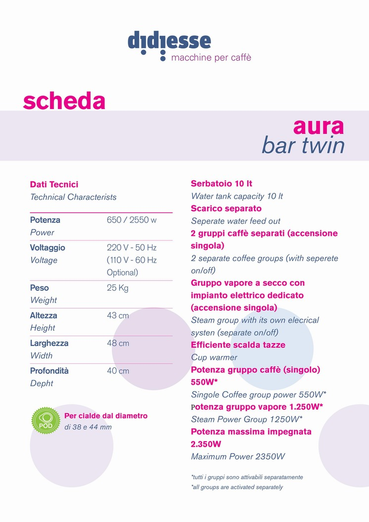 didiesse-aura-bar-twin-prospectus-2
